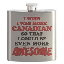 More Canadian More Awesome Flask