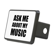 Ask me about my Music Hitch Cover
