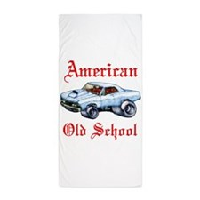 Chevelle old school Beach Towel