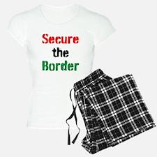 Secure the Border Pajamas