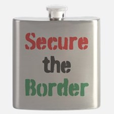 Secure the Border Flask