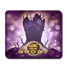 GOTG We are Groot Mousepad