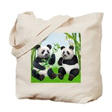LOVING PANDAS Tote Bag