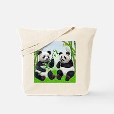LOVING PANDAS Tote Bag