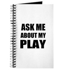 Ask me about my Play Journal