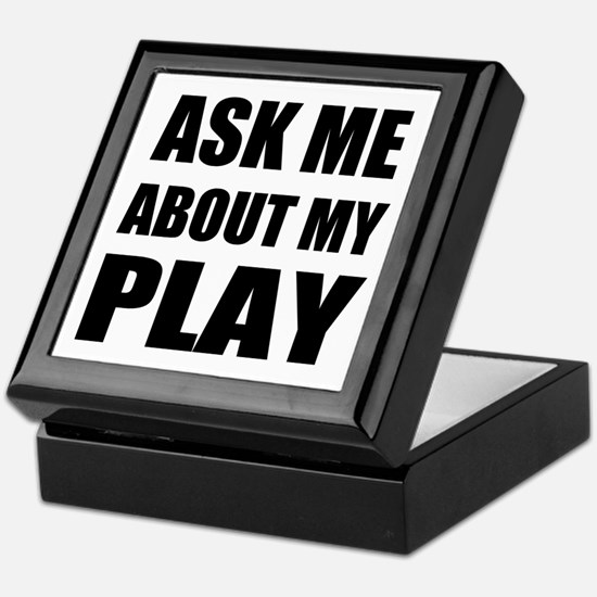 Ask me about my Play Keepsake Box