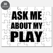 Ask me about my Play Puzzle
