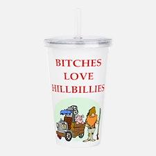 hillbilly Acrylic Double-wall Tumbler