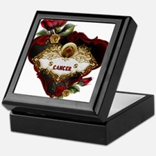 Cancer Keepsake Box