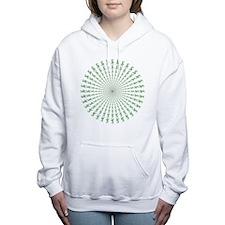 900 Scottish Tenor Drumm Women's Hooded Sweatshirt