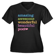 Amazing Poet Plus Size T-Shirt