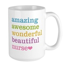 Amazing Nurse Mugs