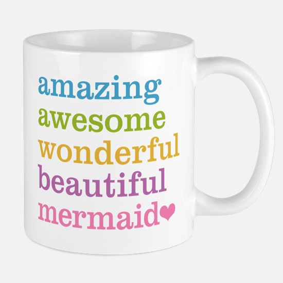 Amazing Mermaid Mugs