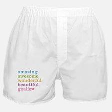 Unique Goal Boxer Shorts