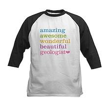 Amazing Geologist Baseball Jersey