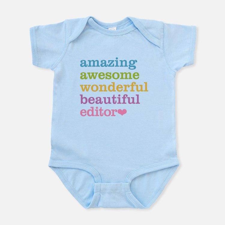 Amazing Editor Body Suit