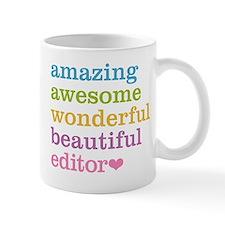 Amazing Editor Mugs