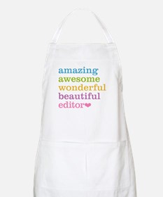 Cute Editing Apron