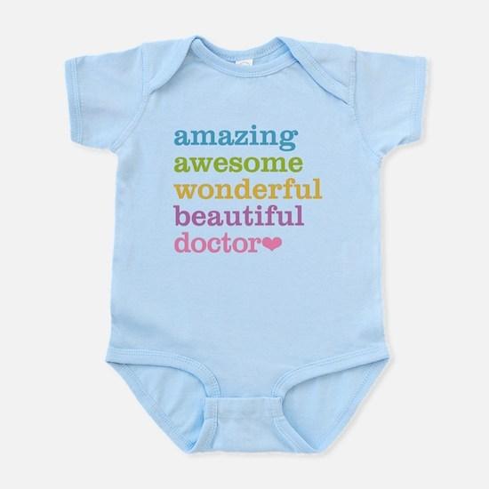 Amazing Doctor Body Suit