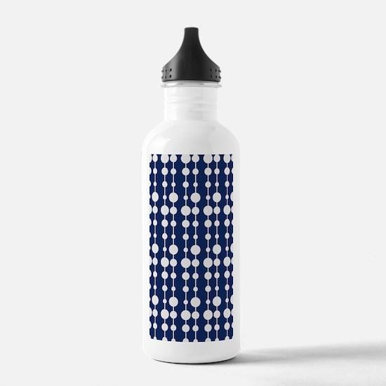 Polka Dots Pendant Pat Water Bottle