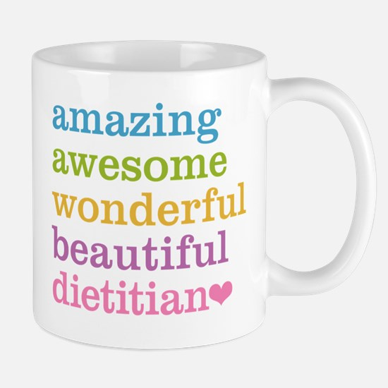 Amazing Dietitian Mugs