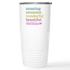 Funny Nutrition Travel Mug