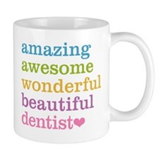 Amazing Dentist Mugs