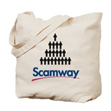 Scam Tote Bag
