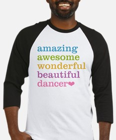 Amazing Dancer Baseball Jersey