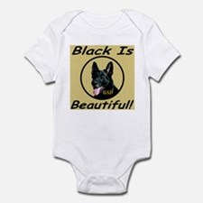 GSD Black Is Beautiful! Infant Bodysuit