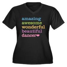 Amazing Dancer Plus Size T-Shirt