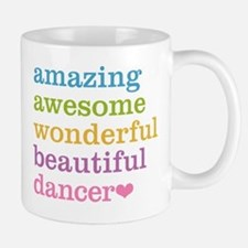 Amazing Dancer Mugs
