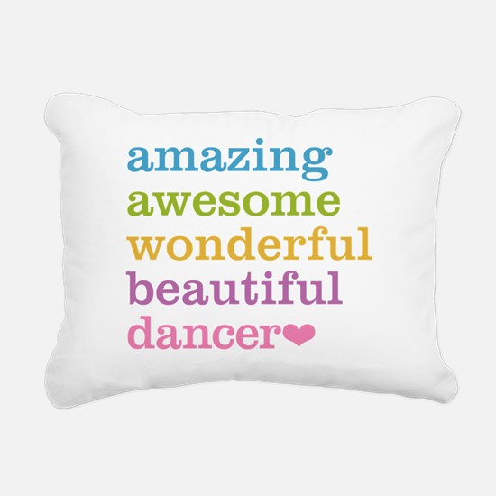 Cute Ballroom dance Rectangular Canvas Pillow