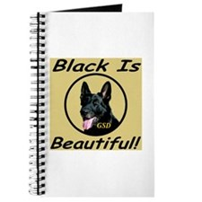 GSD Black Is Beautiful! Journal