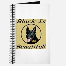 GSD Black Is Beautiful! Journal
