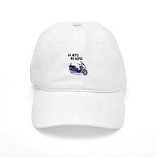 Scooter MPG/MPH Baseball Cap
