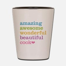 Funny Catering Shot Glass