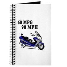 Scooter MPG/MPH Journal