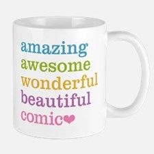 Amazing Comic Mugs