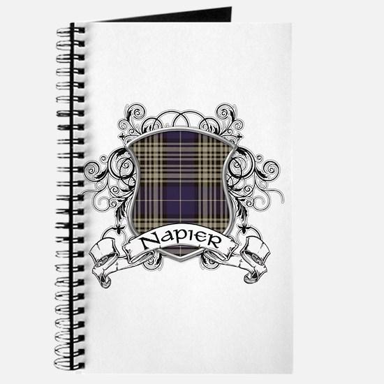 Napier Tartan Shield Journal