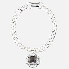 Napier Tartan Shield Bracelet
