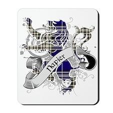 Napier Tartan Lion Mousepad