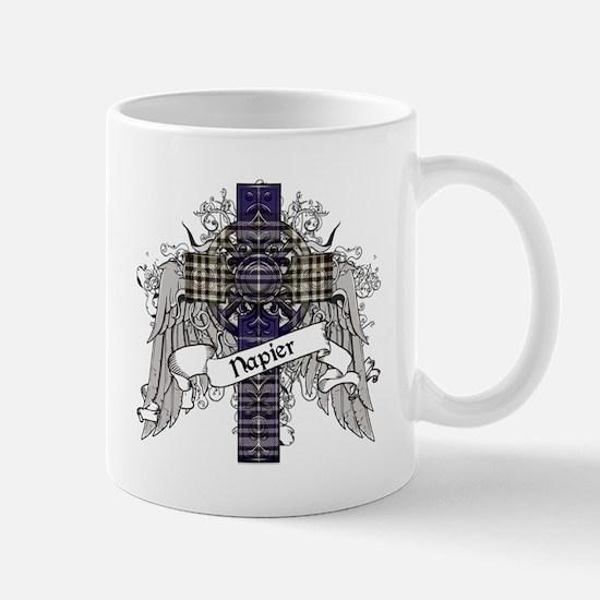 Napier Tartan Cross Mug