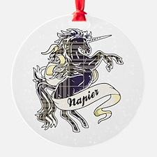 Napier Unicorn Ornament