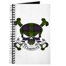 Murray Tartan Skull Journal