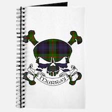 Murray Tartan Skull Journal