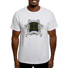 Murray Tartan Shield T-Shirt