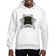 Murray Tartan Shield Hoodie