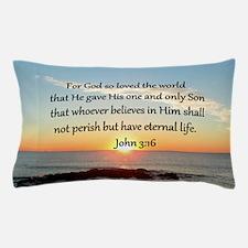 JOHN 3:16 Pillow Case