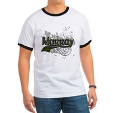Murray Tartan Grunge T